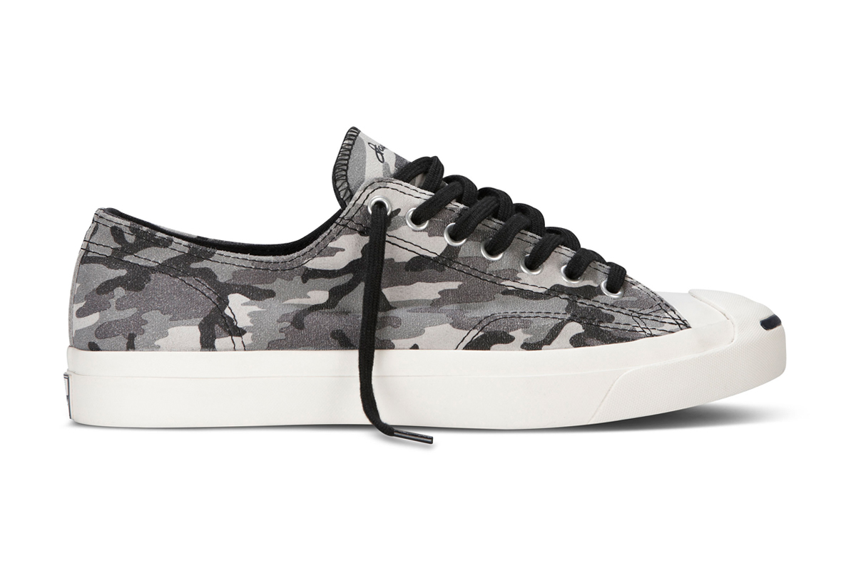 Converse 2013 Holiday Jack Purcell CVO Wash and LTT Camo Print