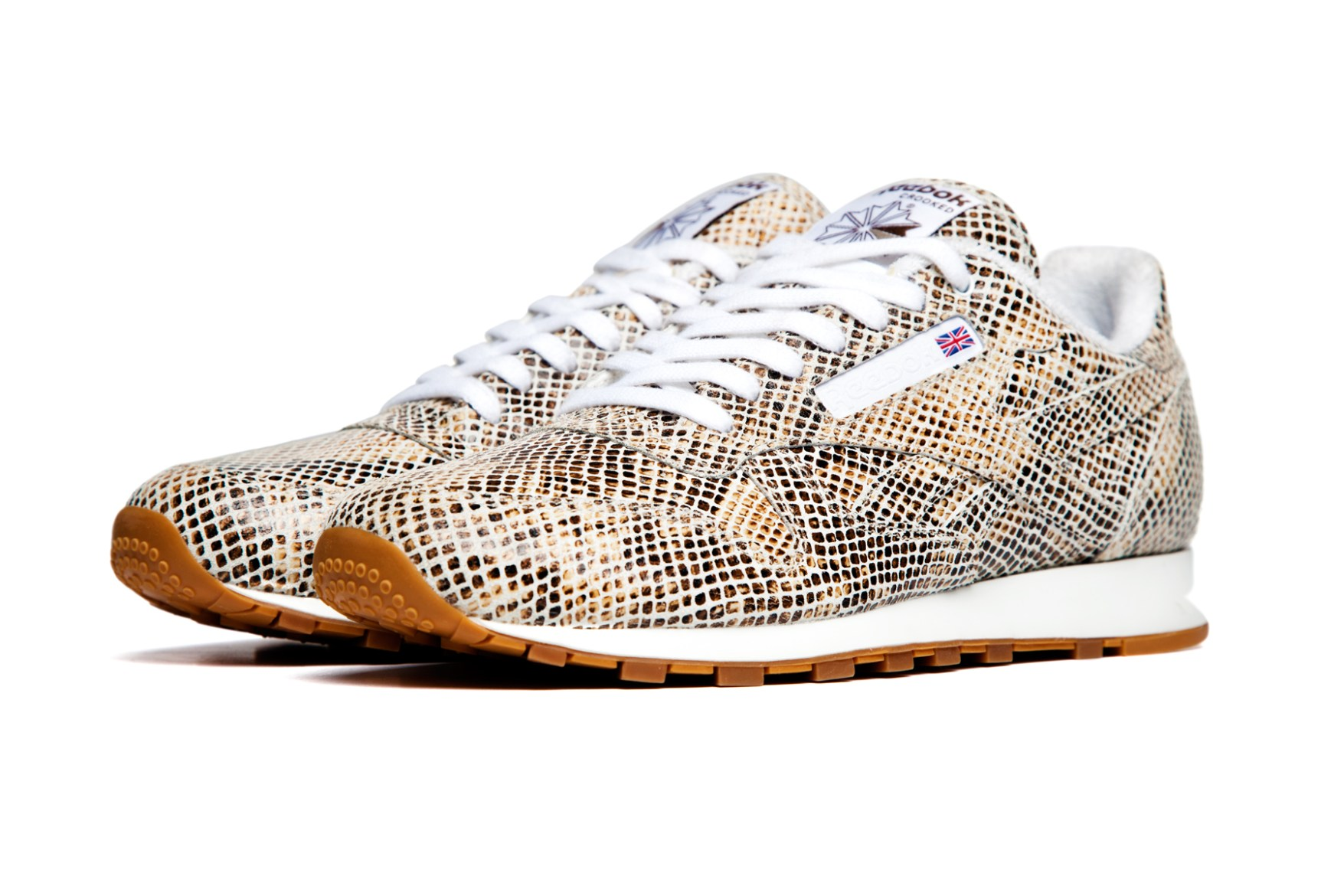 """Crooked Tongues x Reebok Classic Leather 30th Anniversary """"Wannabe"""""""