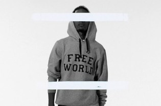 Free World by CurT@!n$ x Black Scale 2013 Fall/Winter Collection