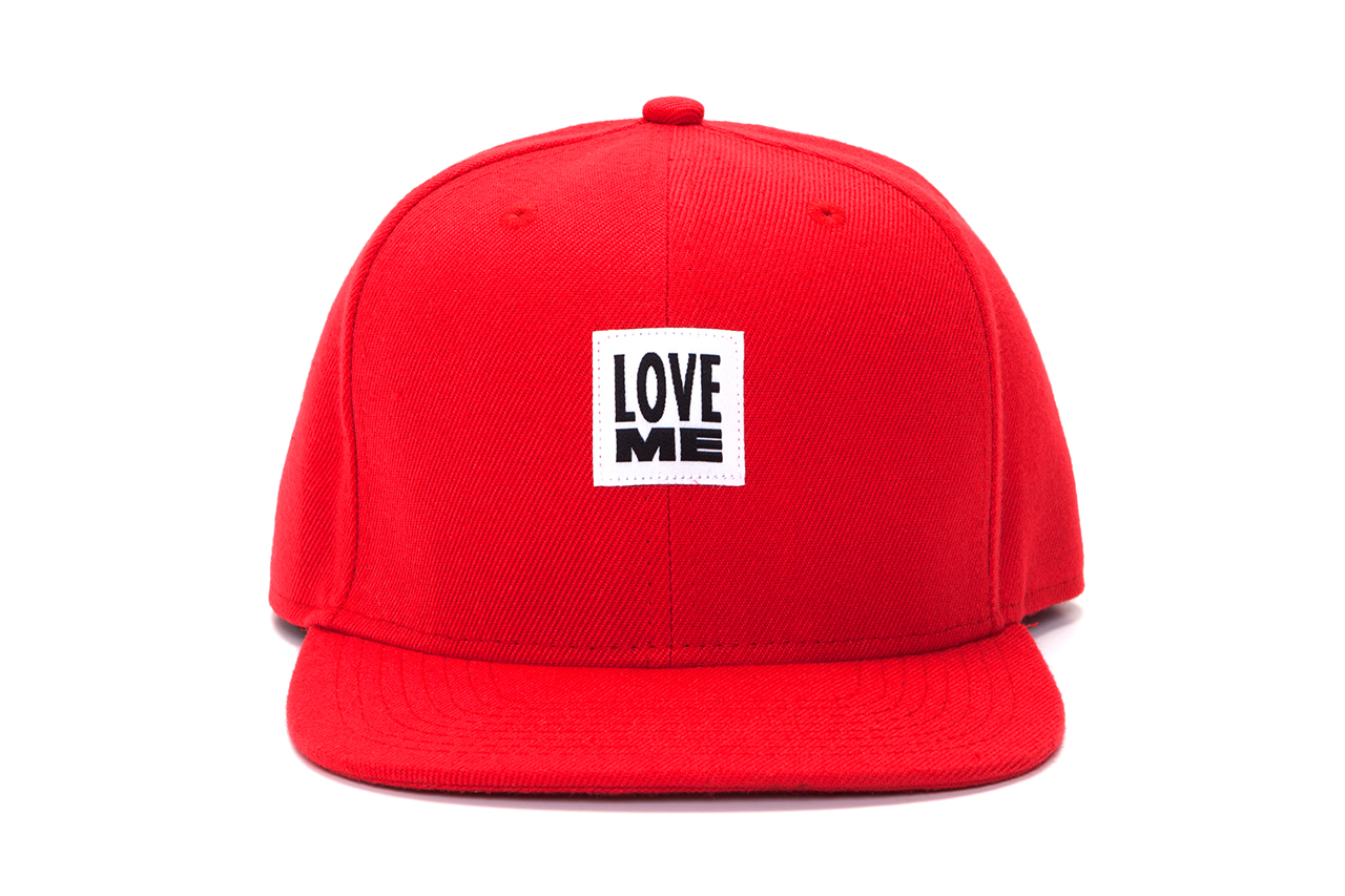 """Curtis Kulig for CLOT 2013 """"Love Me"""" Capsule Collection"""