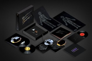 Daft Punk's 'Random Access Memories' Gets the Deluxe Box Set Treatment