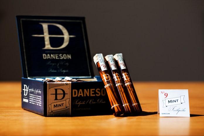 Daneson Mint Nº 9 Toothpick