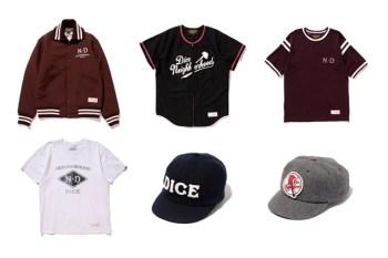 DicE Magazine × NEIGHBORHOOD Capsule Collection