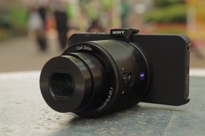 DigitalRev Reviews the Innovative Sony QX100 Lens Camera