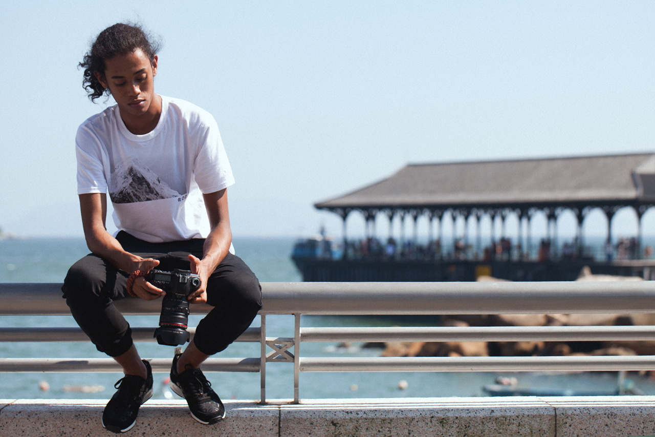 DSPTCH x Reigning Champ 2013 Fall/Winter Editorial