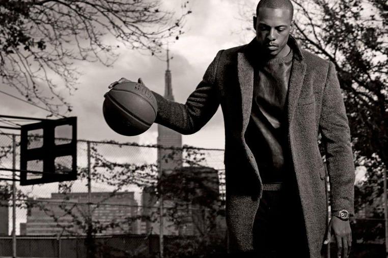 DuJour Magazine Interviews Paul Pierce On His Move to Brooklyn