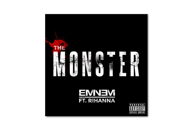eminem featuring rihanna the monster