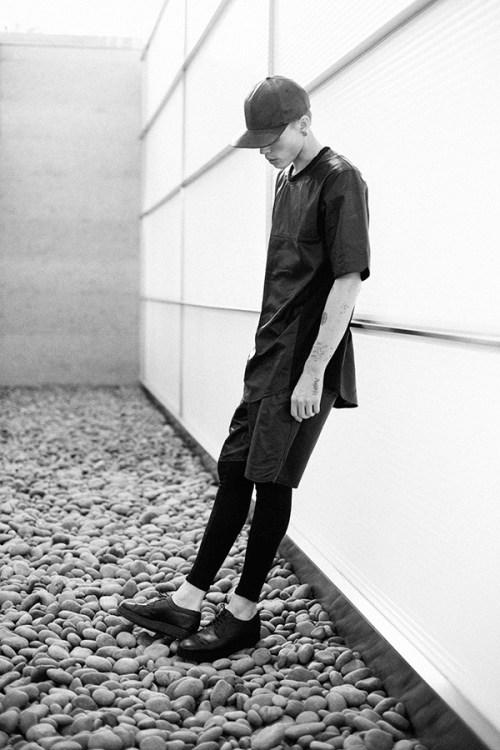En Noir x Stampd 2013 Fall Capsule Collection