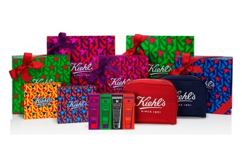 Kiehl's Taps Eric Haze for Its 2013 Holiday Collection