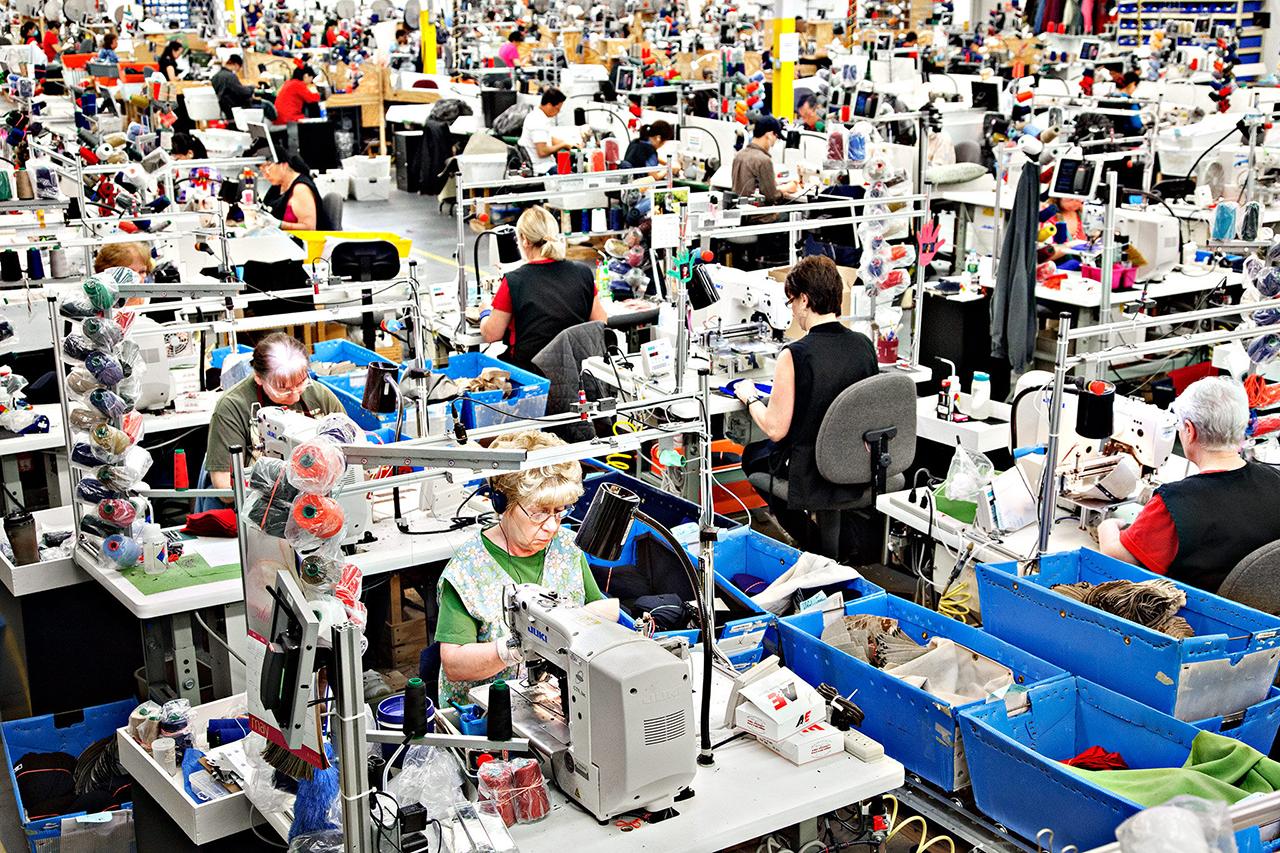 ESPN Goes Inside New Era's Buffalo, NY Factory