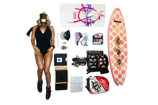 Essentials: David Ben David of Sprayground