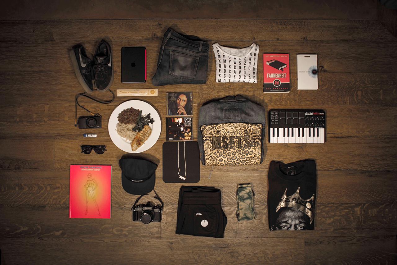 Essentials: Jaden Smith & MSFTSRep