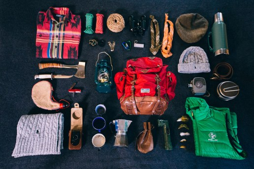 "Essentials: ""How to Pack"" with Ralph Lauren"