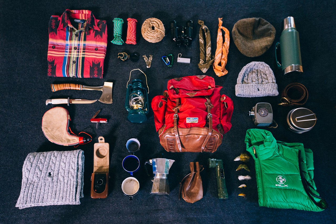 """Essentials: """"How to Pack"""" with Ralph Lauren"""