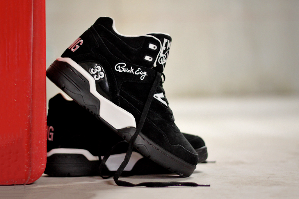 Ewing Athletics 2013 Fall Guard Releases