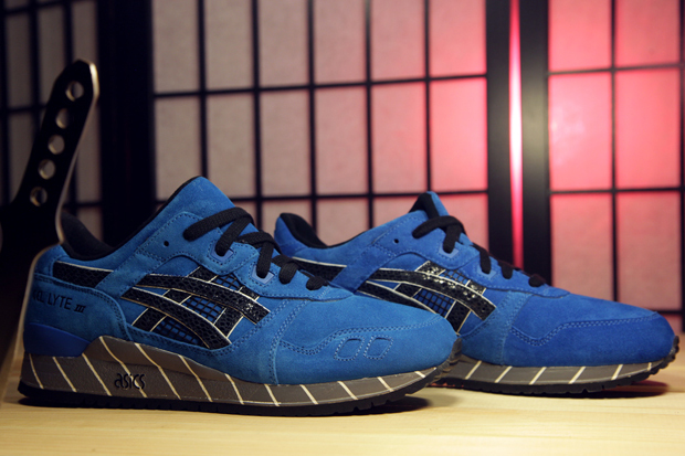 "Extra Butter x ASICS Gel Lyte 3 ""Copperhead"""