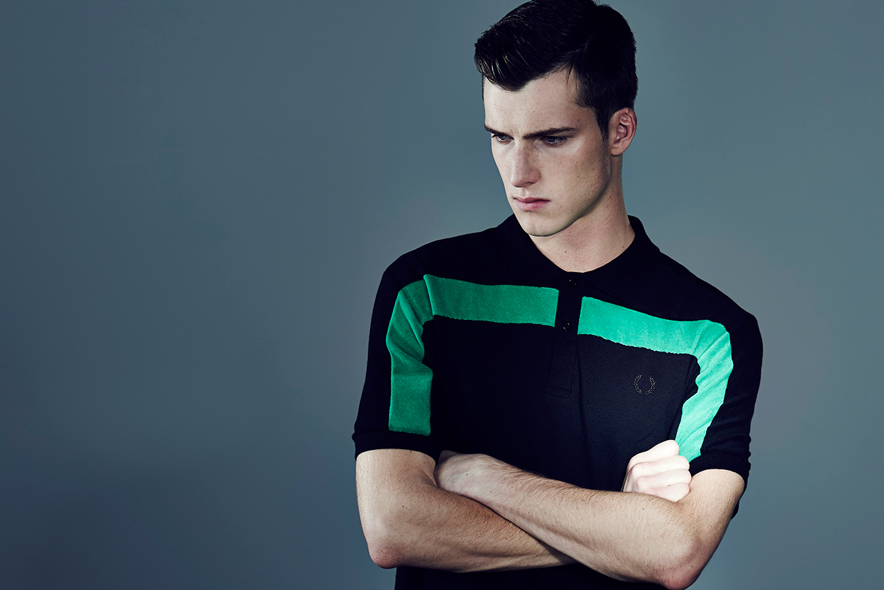 """Fred Perry 2013 Fall/Winter """"Inverted Sportswear"""" Collection"""