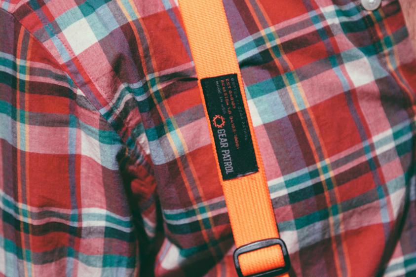 Gear Patrol x DSPTCH Camera Straps