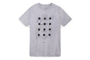 Geoff McFetridge for Jack Spade T-Shirts