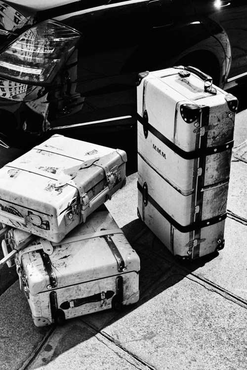 Globe Trotter and Maison Martin Margiela Produce Exclusive Luggage Collection