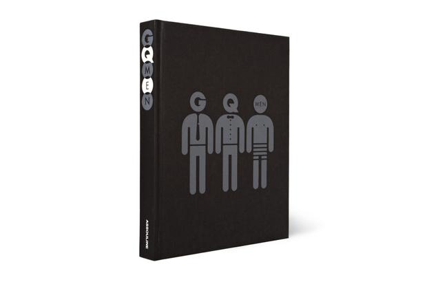GQ Men Book by Assouline