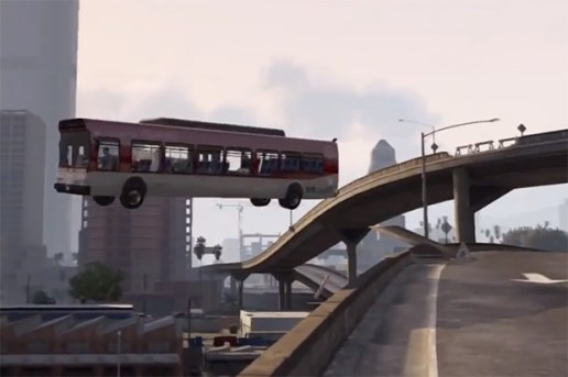 Scenes From Movies & TV Shows Recreated in Grand Theft Auto V