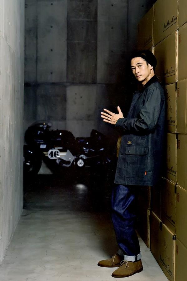 GRIND Magazine: WTAPS 2013 Fall/Winter Editorial featuring Yosuke Kubozuka