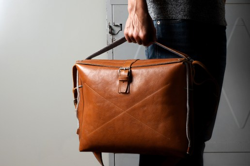 hard graft Work Satchel