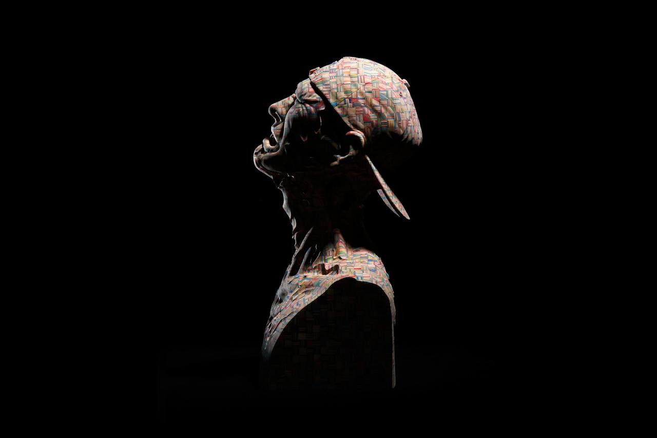 haroshi pain exhibition stolenspace gallery recap