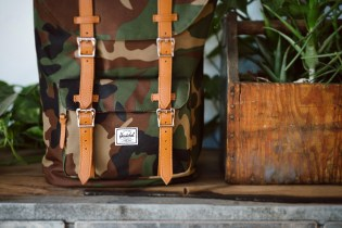 Herschel Supply Co. 2013 Fall/Winter Leather Details Collection
