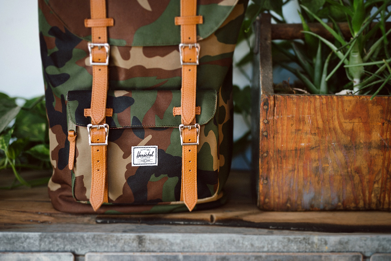 herschel supply co 2013 fallwinter leather details collection