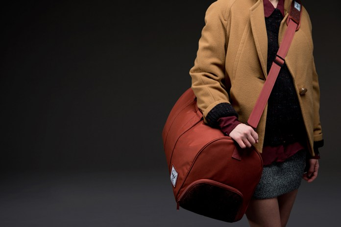 Herschel Supply Co. 2013 Fall/Winter Novel Duffle