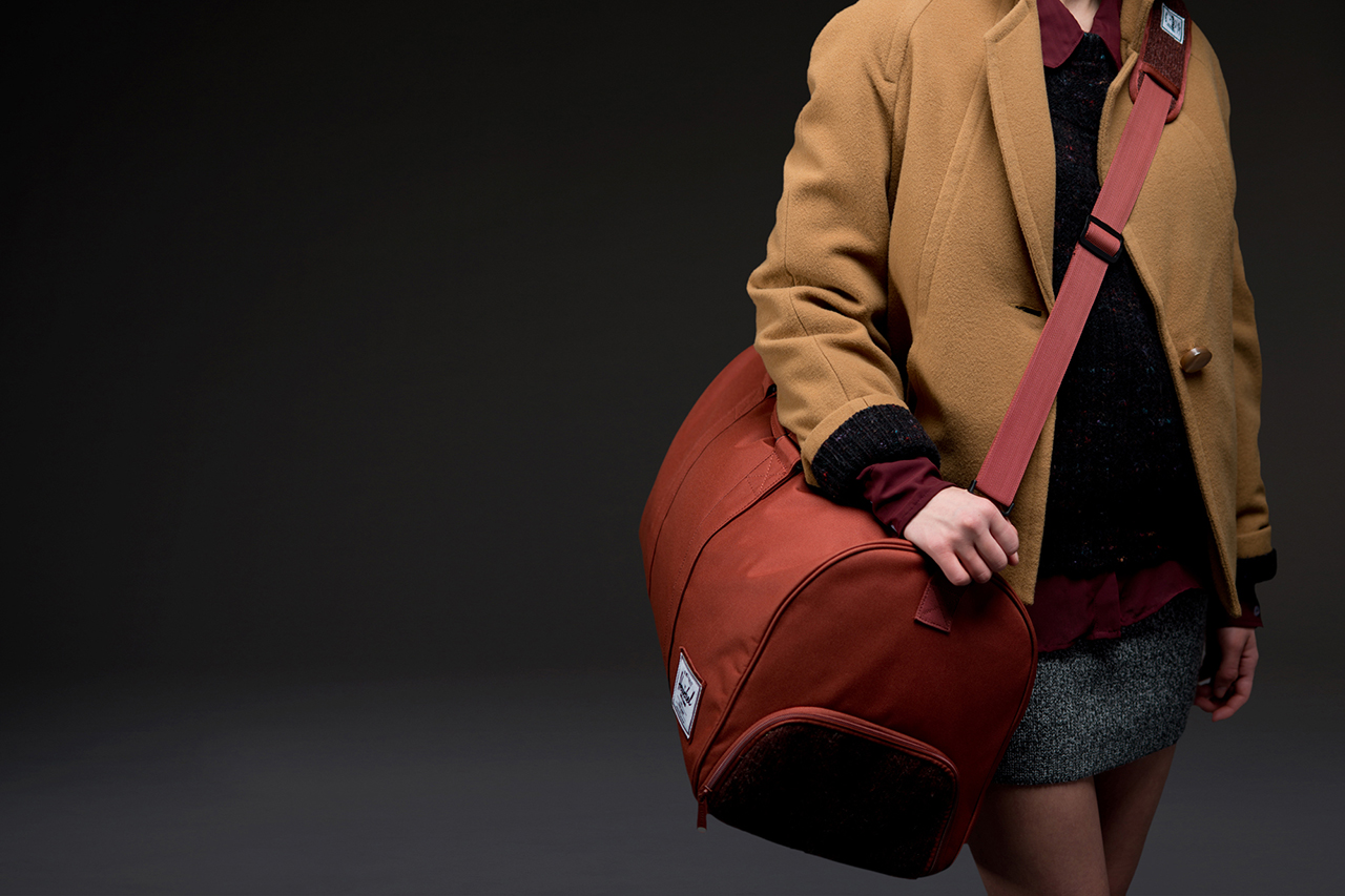 herschel supply co 2013 fallwinter novel duffle
