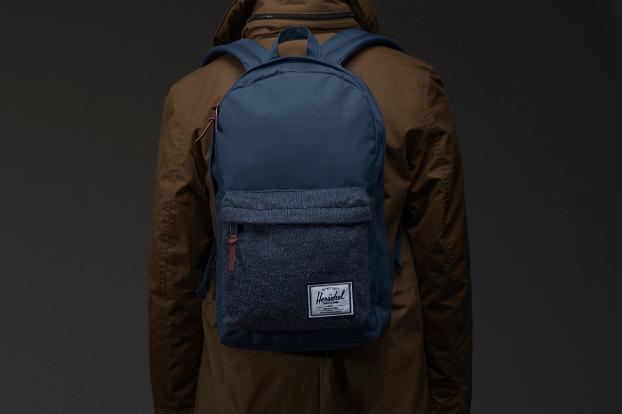 Herschel Supply Co. 2013 Holiday Knitted Woodside Backpack