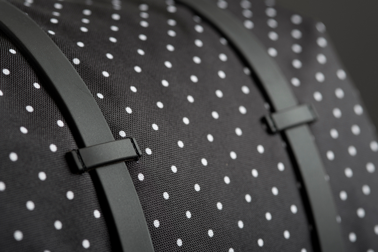 herschel supply co 2013 holiday polka dot collection