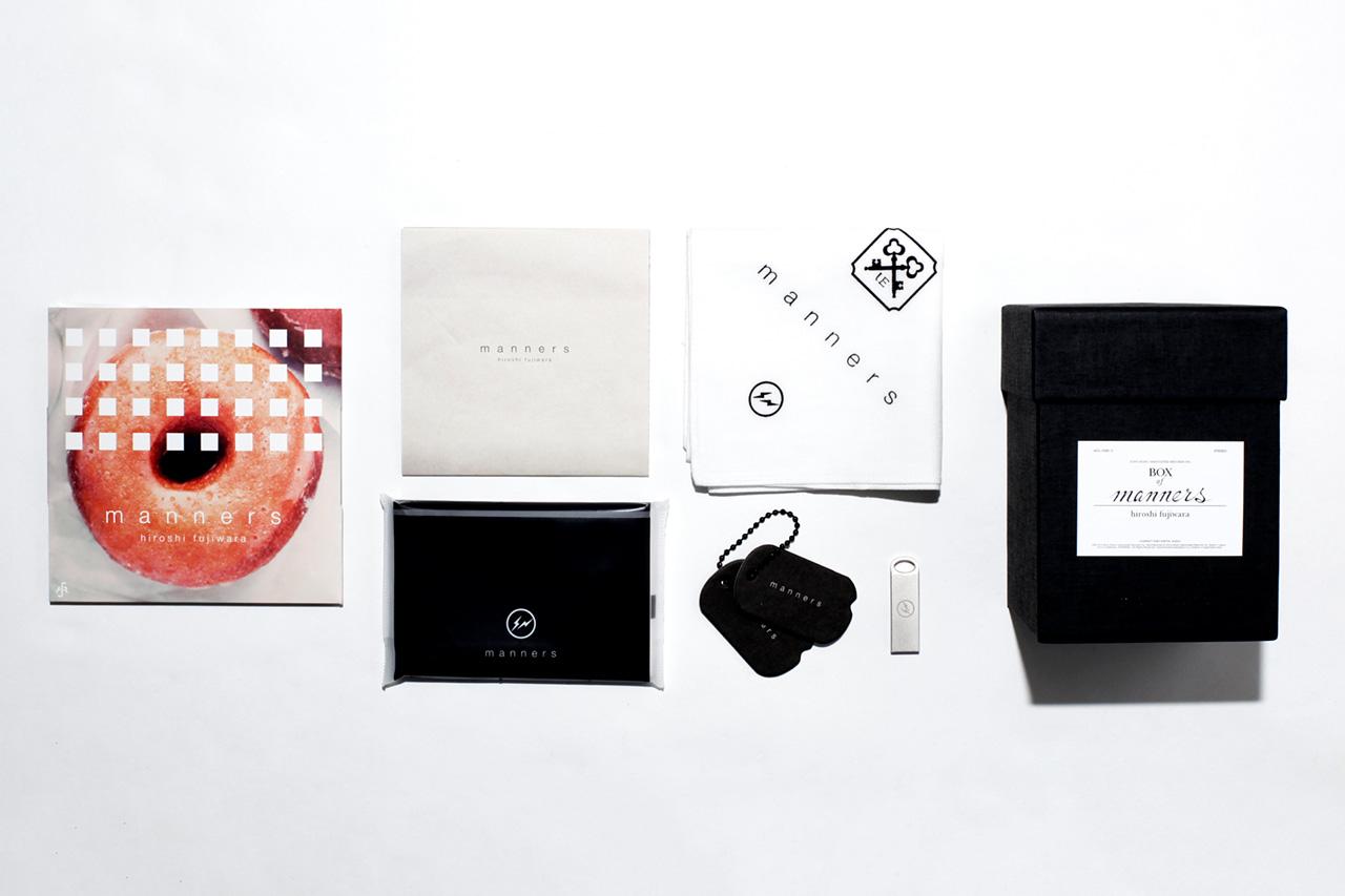 hiroshi fujiwara box of manners