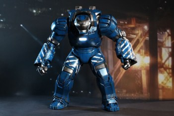"Hot Toys Iron Man 3 Mark XXXVIII ""IGOR"" Limited Edition Collectible Figure"