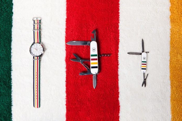 Hudson's Bay Company 2013 Accessories Collection