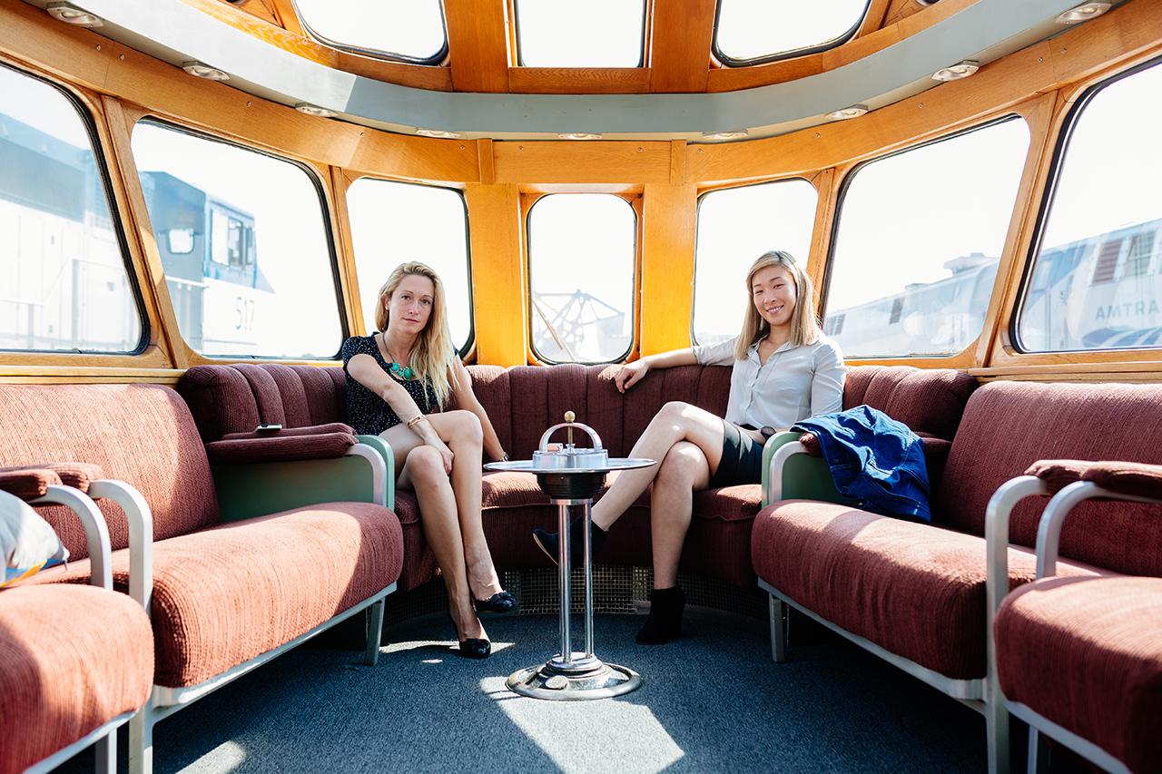 Levi's® x HYPEBEAST Railside Conversations: Kat Irlin & Sonya Yu