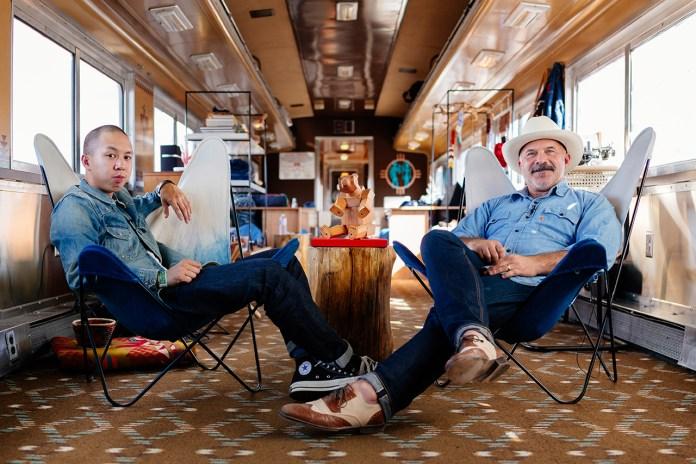 Levi's® x HYPEBEAST Railside Conversations: William Yan & Len Peltier