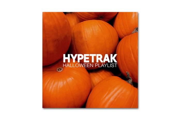 HYPETRAK Halloween Playlist
