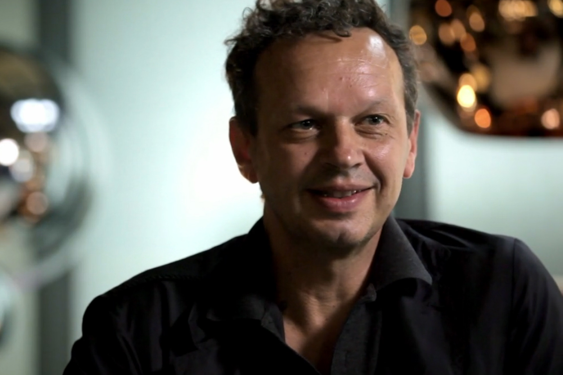 In Conversation with Tom Dixon