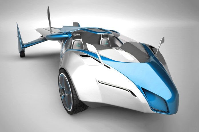 Introducing the 2013 Aeromobil: The Third Edition of the World's First Flying Car