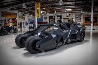 Jay Leno's Garage - Batman's Tumbler