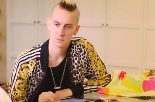 Jeremy Scott Talks About His adidas Originals by Jeremy Scott MONEY WINGS 2.0
