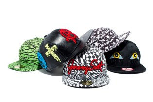 Jeremy Scott x New Era 2013 Fall/Winter Headwear Collection