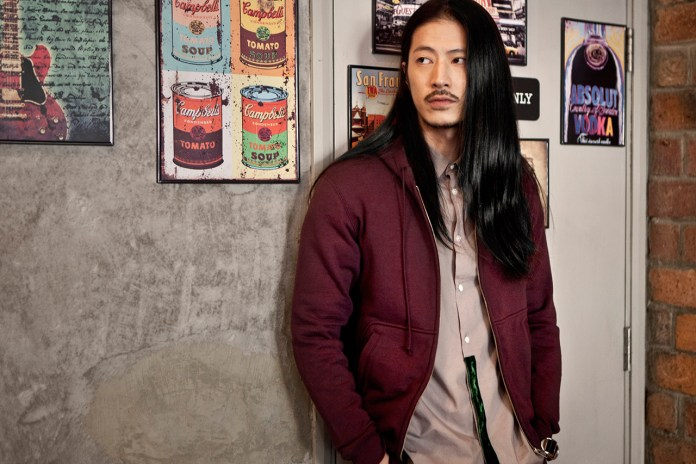 JohnUNDERCOVER 2013 Fall/Winter Collection