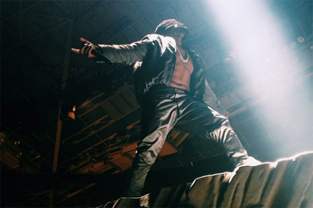 Kanye West Goes on Fashion Rant in Las Vegas