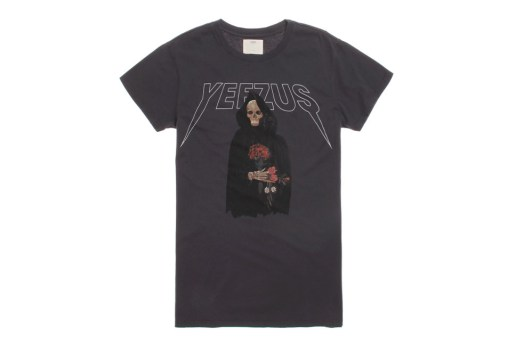 Kanye West's Wes Lang-Designed 'Yeezus' Tour Tees Are Now at PacSun