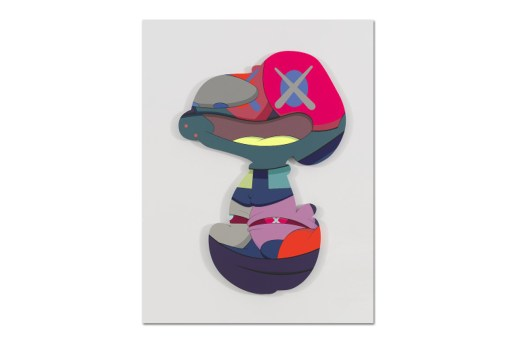 "KAWS ""PASS THE BLAME"" @ Galerie Perrotin New York"